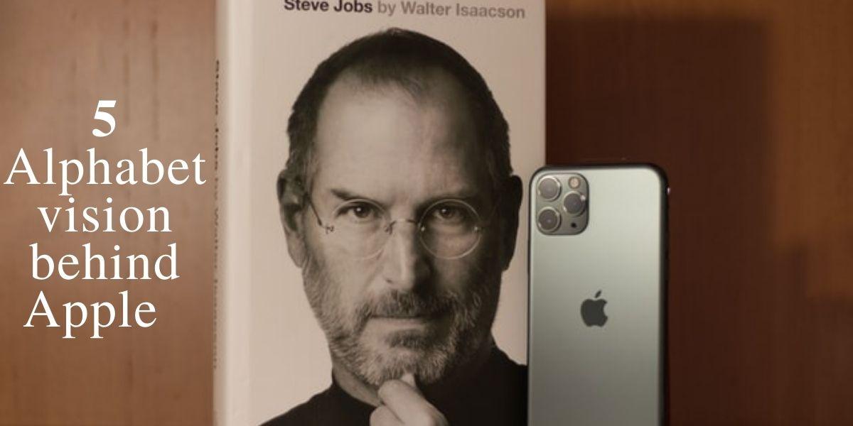 Alphabet behind Apple vision