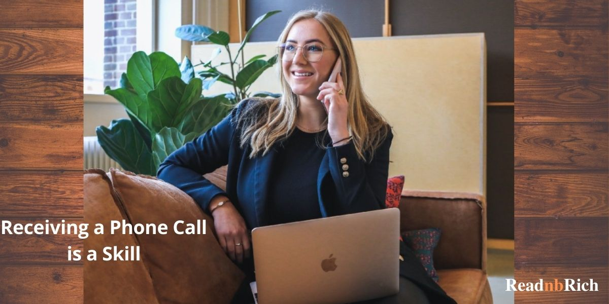 Receiving a Phone Call is a Skill (2)